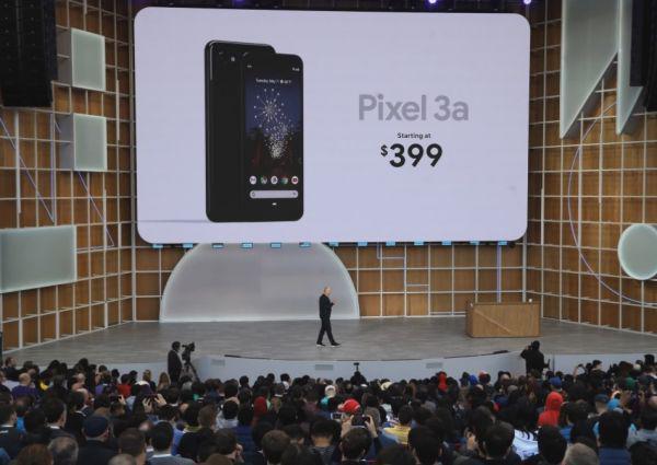 谷歌逆势推平价手机 欲发挥自身软件的优势