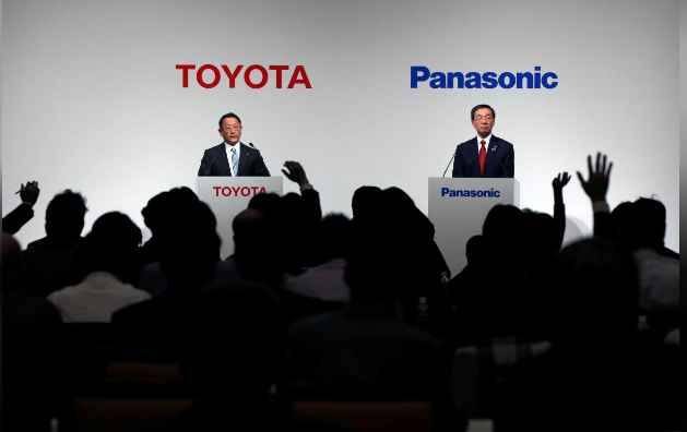丰田和松下2020年成立合资公司 生产电动汽车电池
