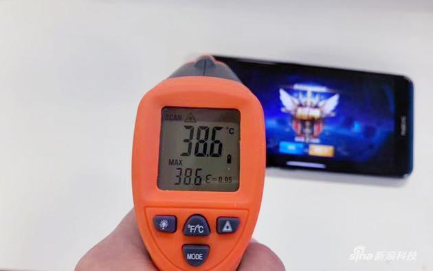实测温度数据