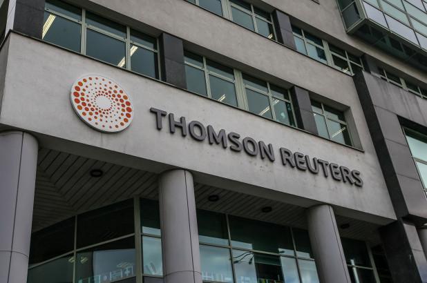 汤森路透拟全球裁员12% 裁去上百个工作岗位