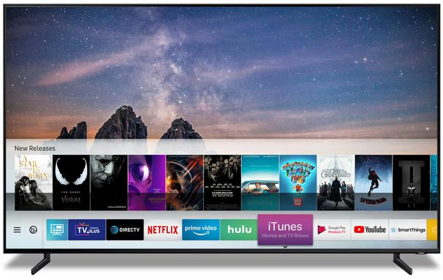 活久见!苹果iTune和三星电视达成流媒体合作