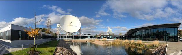 英国卓尔班克天文台为项目的总部,疫情使得理事会会议只能线上召开