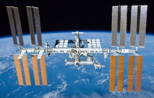 一项新的研究发现,国际空间站并不像你想象的那么干净。