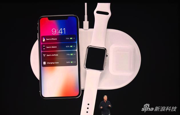 苹果无线充电器可为三台设备充电 AirPower将很快面世