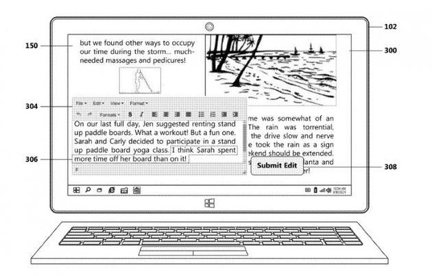 微软新专利获批:可自动生成旅行日记