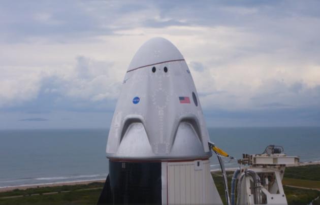 SpaceX首次载人飞行发射任务推迟