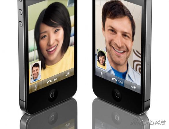借由iPhone 4,苹果推出了自己的视频通话服务Facetime
