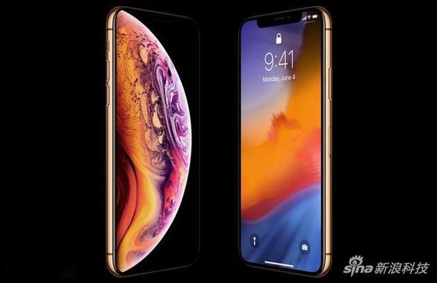 此前曝光的新iPhone
