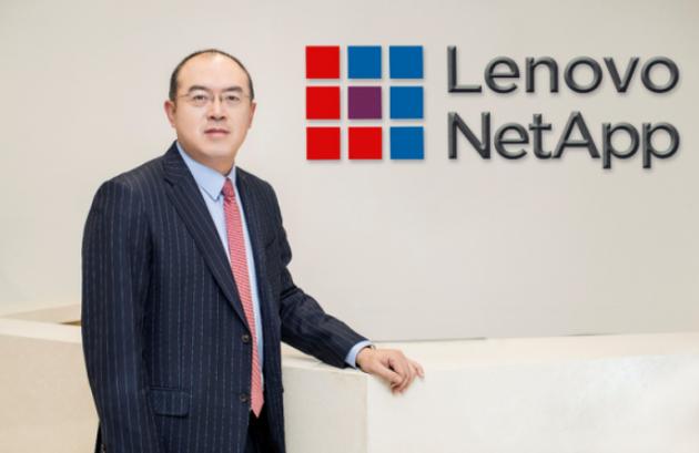 """联想与NetApp成立""""联想凌拓"""" 陆大昕任CEO"""