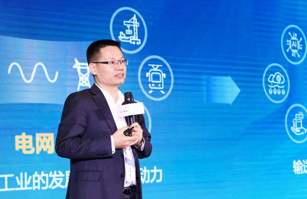 华为数据通信产品线总裁胡克文