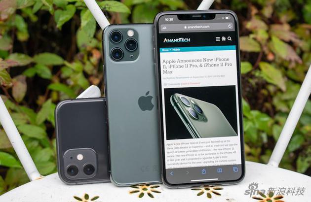 苹果A13 Bionic芯片的CPU和GPU评述,达到最高性能状态时的效率