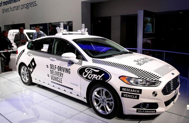 Luminar开发出便宜激光雷达传感组件 自动汽车2022年有望销售