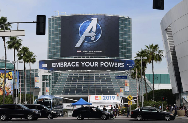 全球最大游戏展E3因疫情官宣取消(图片来自@theverge)
