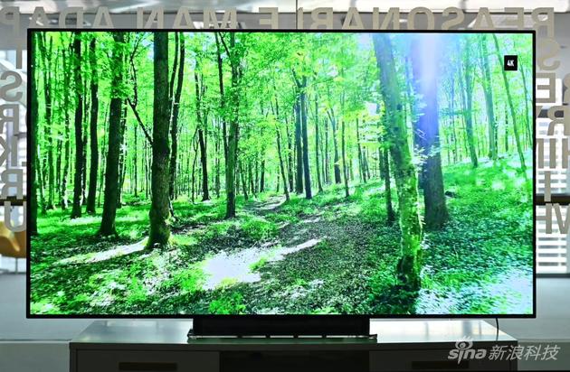 小米电视'大师'65英寸OLED