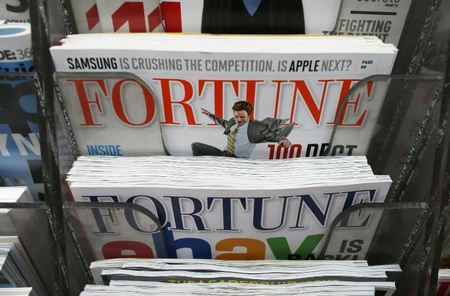 1.5亿美元:《财富》卖身泰国正大集团三代商人谢展