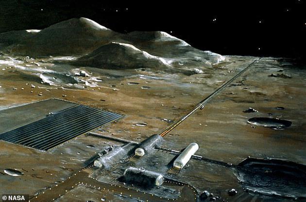 美国并非唯一计划在月球表面建造长期人类生活基地的国家,今年4月份,中国也表示正在考虑建造一个月球基地。