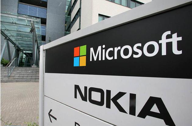 外媒:微软和诺基亚再度达成合作关系