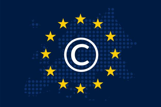 欧盟版权法获19国支持 旨在共享营收承担侵权责任