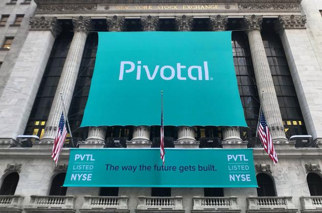 VMware已收购Pivotal 希望被收购的业务能融入VMware Tansu