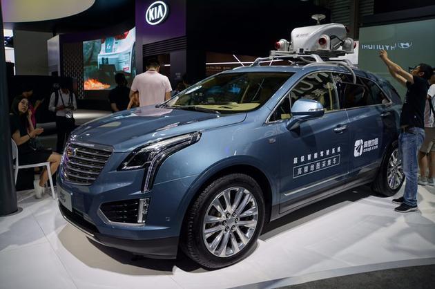 高德联合凯迪拉克发布超级智能驾驶系统