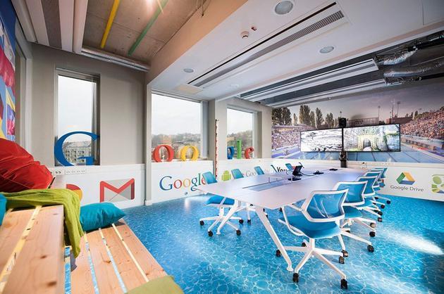 谷歌规划西雅图新大楼 就在亚马逊后院