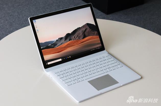 SurfaceBook 3