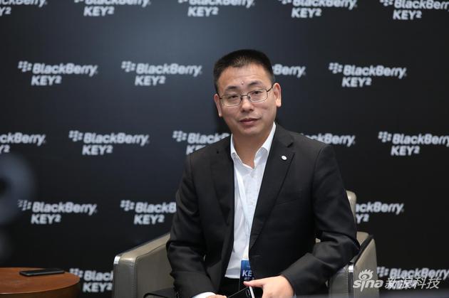 专访黑莓高层:回归一年,如今这个老品牌怎么样了?