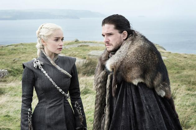 HBO的权游依旧斩获多项提名