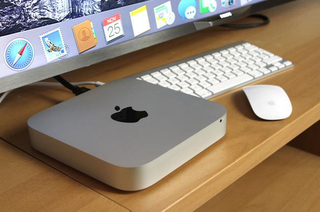 苹果Mac mini即将更新 性能将出现大幅提升