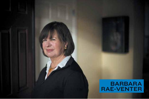 芭芭拉·雷凡特(Barbara Rae-Venter)
