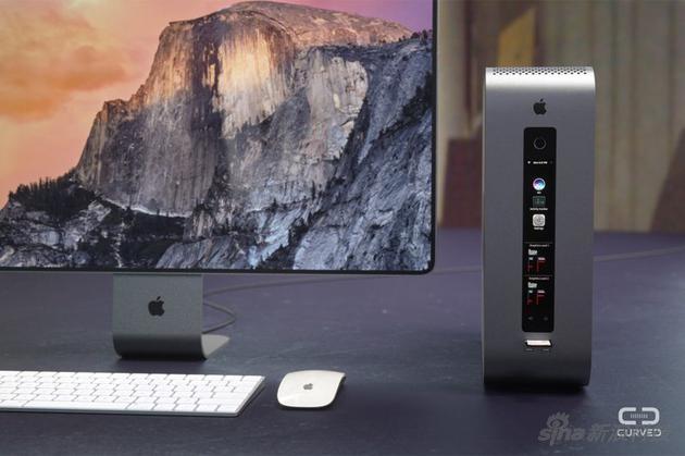一些粉丝根据传言设计的Mac Pro
