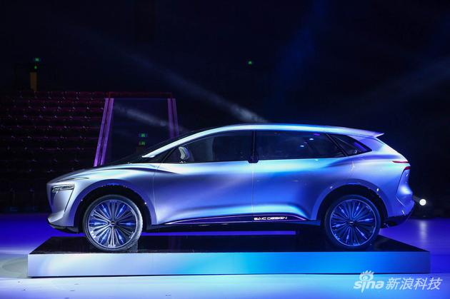 荣威Vision-i概念车