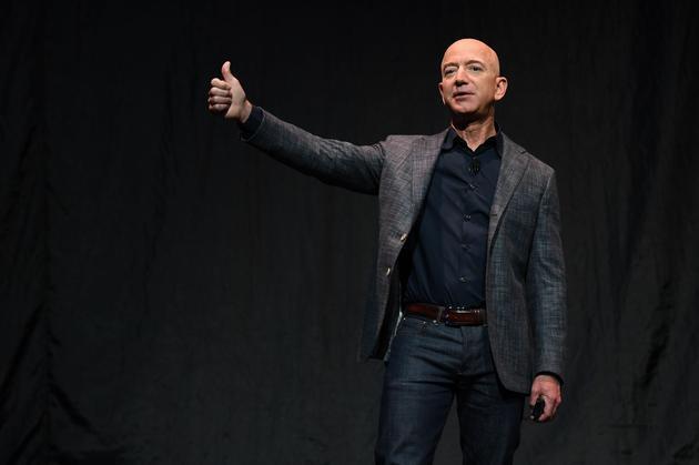 亚马逊CEO贝索斯:对汽车行业近期发展感到非常兴奋