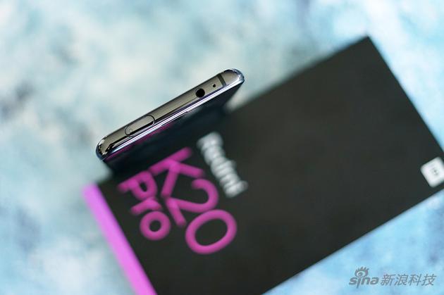K20 Pro手机外观