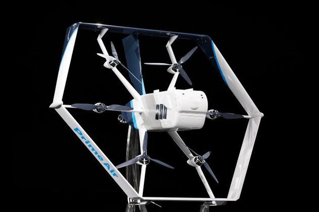 亞馬遜宣布推出新款送貨無人機