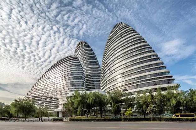 望京SOHO实现5G全覆盖 成全球首个5G全覆盖写字楼