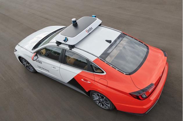 现代将与Yandex测试无人驾驶出租车 基于索纳塔中型轿车