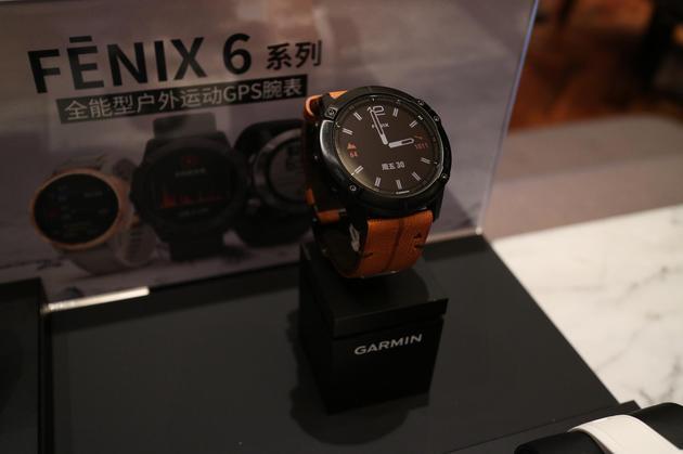佳明發布新旗艦Fenix6手表 手表省電模式下可使用90天