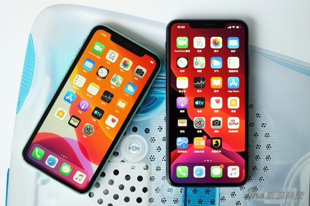 iPhone 11和iPhone 11 ProMax