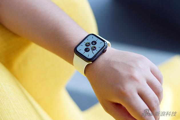 Apple Watch改变了Apple Watch与人的交互模式