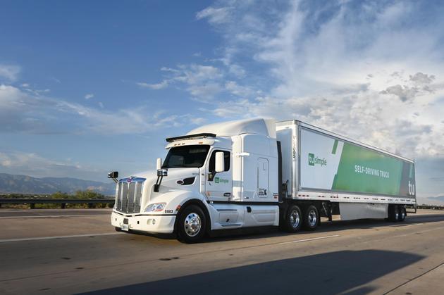 图森未来获2.15亿美元的D轮融资,拓展无人驾驶运输服务和企业合作