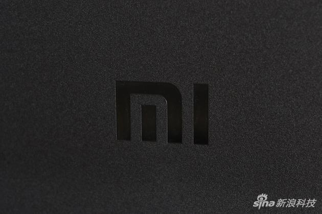 """""""mi""""字Logo"""