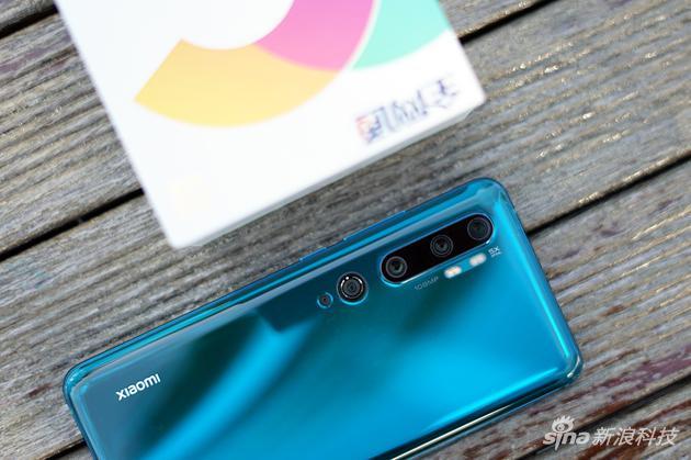 小米CC9 Pro评测:拍照之外它还是手感最好的小米手机的照片 - 4
