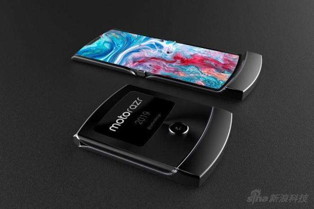 最近这款折叠手机刷屏了