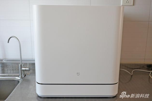 米家互联网洗碗机4套台面式