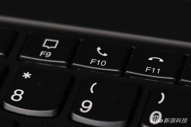 F9/F10/F11三枚通讯热键