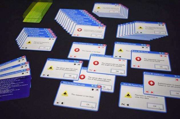 """爷青回!日本游戏开发商推出""""微软错误弹窗""""扑克 推荐 第4张"""