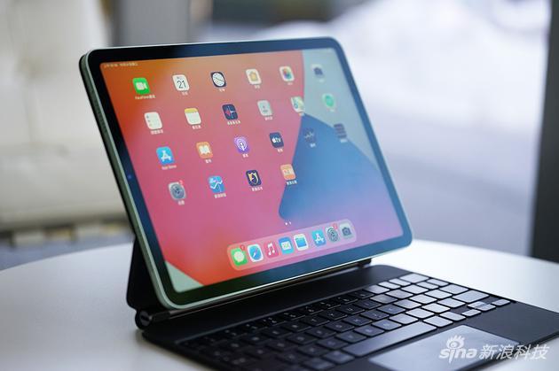 新iPad Air上手体验:彩色动人的外表下是性能猛兽