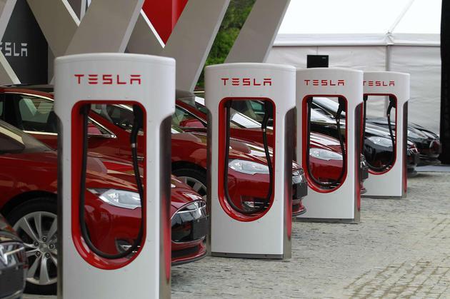 特斯拉26日起将调整部分超级充电站的充电价格
