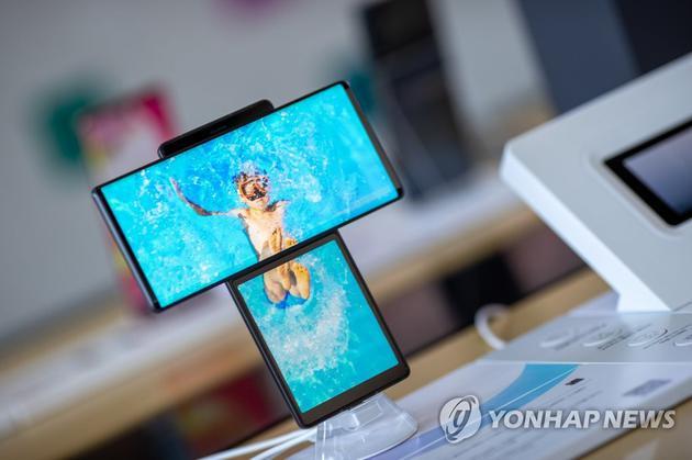 韩联社:LG电子考虑出售移动部门
